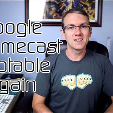 Android L to be Called Lemon Meringue Pie? Google Chromecast Rootable Again! – XDA Developer TV