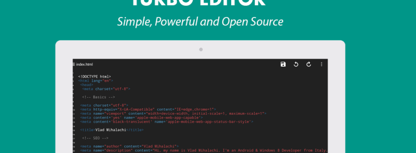 Turbo Editor Supercharges Your Device's File Editing Functionality