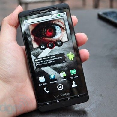 Motorola Droid X Receives Almost Fully Functional KitKat Port