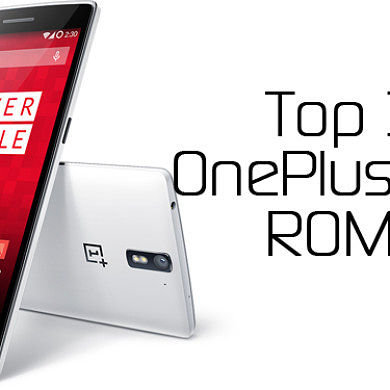 Top 3 OnePlus One ROMs – XDA Developer TV
