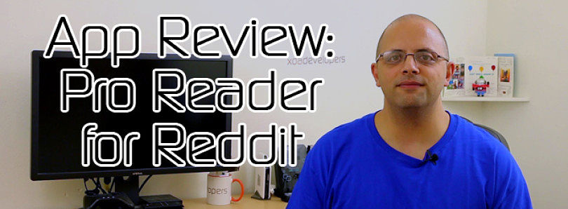 Android App Review: Get Reddit Right – XDA Developer TV