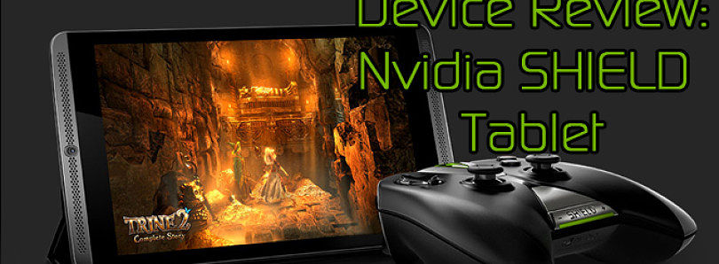 Device Review: Nvidia SHIELD Tablet