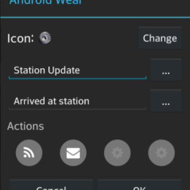 MacroDroid Update Brings Android Wear Automation
