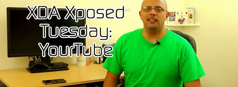 XDA Xposed Tuesday: Change YouTube's Mobile App Starting Screen with YourTube – XDA Developer TV