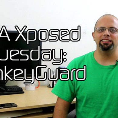 XDA Xposed Tuesday: DonkeyGuard, Don't Be a Donkey, Control Your Device – XDA Developer TV