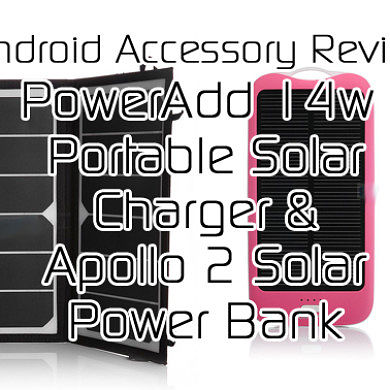 How to Charge Your Device with the Sun! PowerAdd Device Roundup – XDA Developer TV