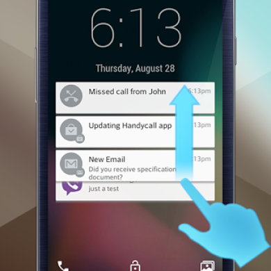 Try Out the Android L Lock Screen on Your Device