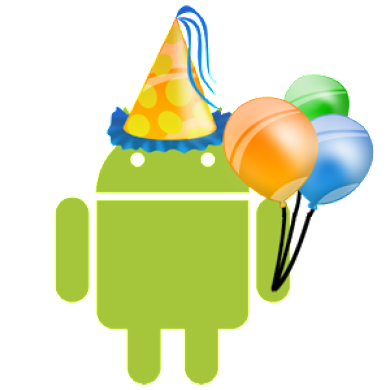 Party Time–The HTC Dream G1 is Six Years Old!
