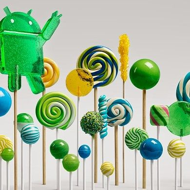 Android Lollipop Source Being Pushed to AOSP!