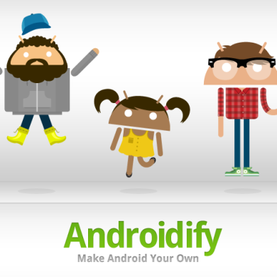 Androidify Receives a Major Update