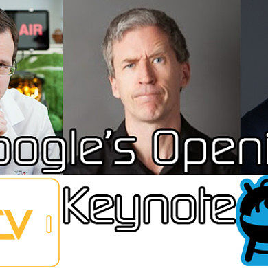 Google's Big Android BBQ Opening Keynote – XDA TV
