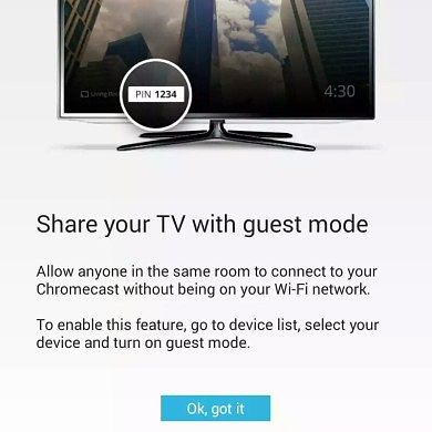 Enable Guest Mode on Your Chromecast Today!
