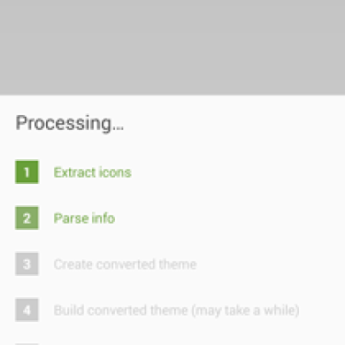 Convert Launcher Themes with Theme Converter