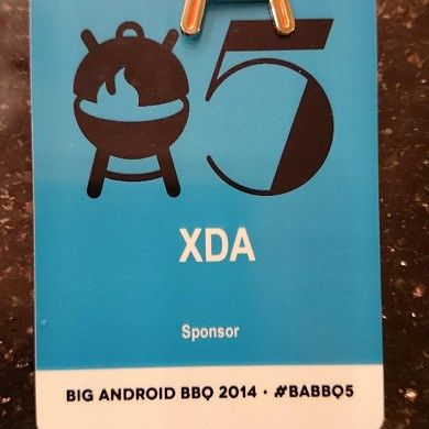 XDA at the Big Android BBQ 2014