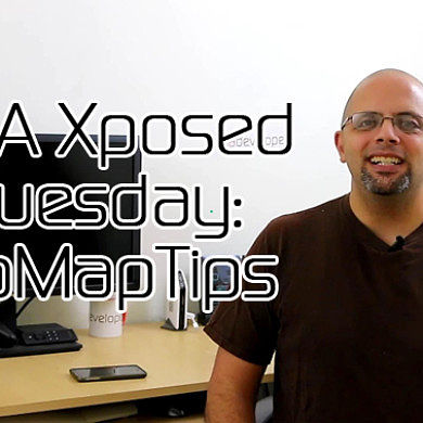 XDA Xposed Tuesday: No Map Tips with Google Maps – XDA TV