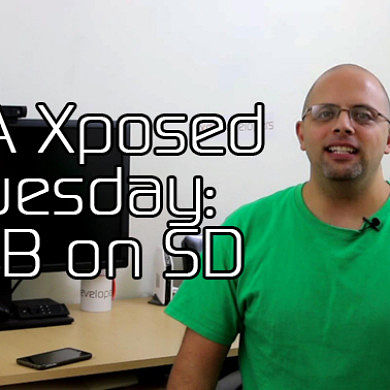 XDA Xposed Tuesday: Don't Get Down with OBB on Your Internal Memory