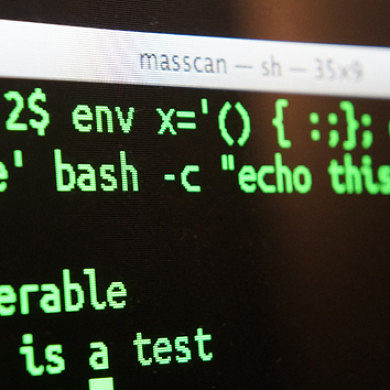 Protect Yourself from Shellshock Vulnerability with Patched BASH