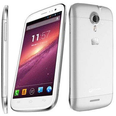 Official TWRP Recovery Lands on Micromax Canvas Magnus