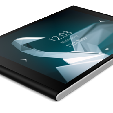 Jolla Tablet Announced: The Second Sailfish OS Device