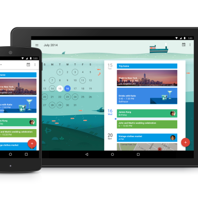 Google Calendar Complete Overhaul (Update: APK Available!)