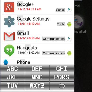 Organize Your Apps Better with JINA