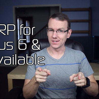 TWRP for Nexus 6 and 9 Available, Unofficial CM12 Alpha for HTC Explorer! – XDA TV
