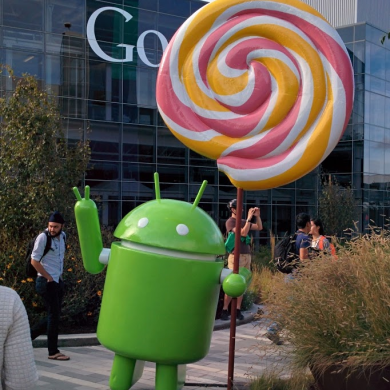Android 5.0 Lollipop Beginning to Arrive