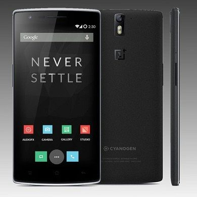 OnePlus One Receives 44S OTA Update