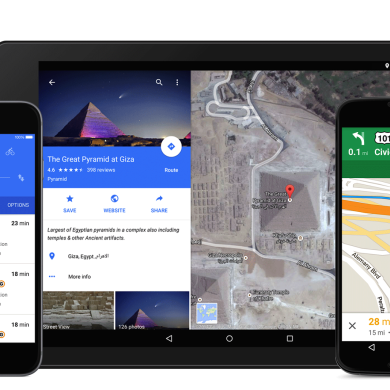 Google Maps 9.0.0 Brings Material Design Goodness