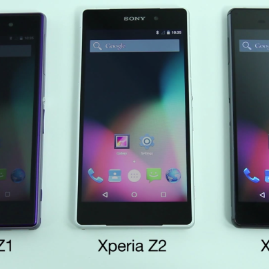 Sony AOSP Program to Bring Lollipop to Xperia Z1, Z2, Z3 / Compact