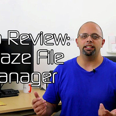 Android App Review: Get Amaze with Material Design – XDA TV