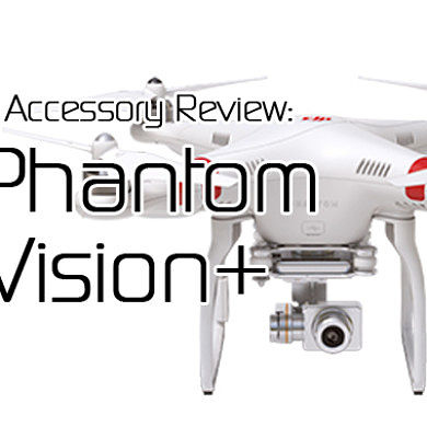 DJI Phantom 2 Vision+ Review – XDA TV