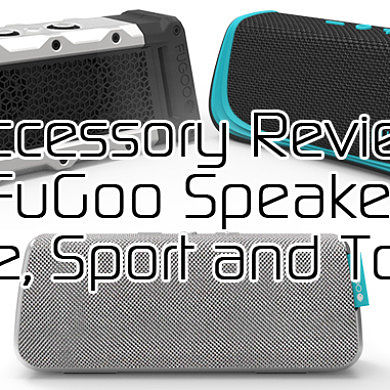 FuGoo Speaker Style, Sport and Tough – XDA TV