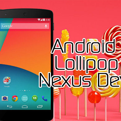 Android 5.0 Lollipop Overview for Nexus Devices – XDA TV