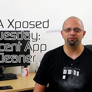 Clean Your Recent Apps – XDA Xposed Tuesday