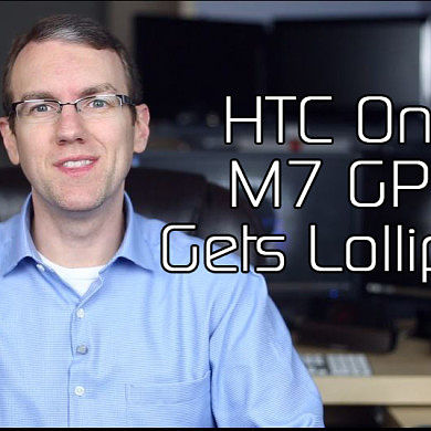 HTC One M7 GPe Gets Lollipop, Verizon G3 CM11 Nightlies – XDA TV