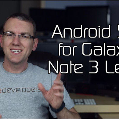 Galaxy Note 3 Lollipop Leak, Failed Find 5 Update – XDA TV