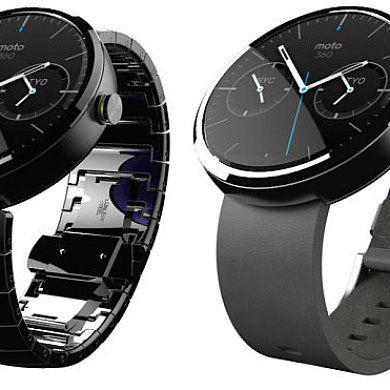 Moto 360 Officially Receives Android Lollipop
