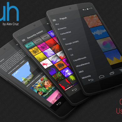 Spruce up Your Home Screens with Papuh Walls