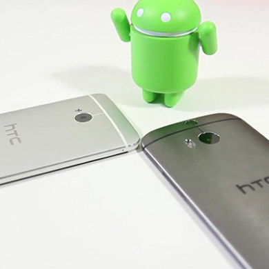HTC One (M7) GPe Gets Lollipop, OTA Captured
