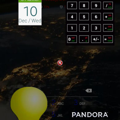 Use Widgets on Your Lock Screen with Widget Pager