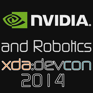 Nvidia and Robotics w/ Barrett Williams – XDA:DevCon 2014