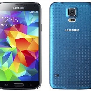 Samsung Expands European Galaxy S5 Lollipop Rollout