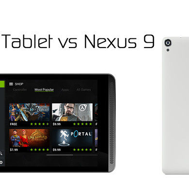 Nvidia SHIELD Tablet vs the Google Nexus 9 – XDA TV