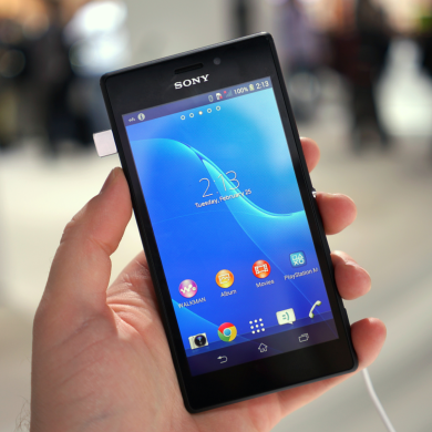 Advanced Power Menu, Settings, and More on the Sony Xperia M2