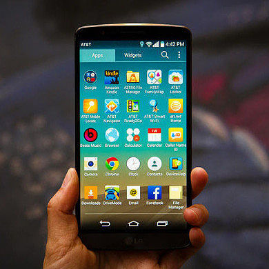 LG G4 Could Feature a… 3K Display?