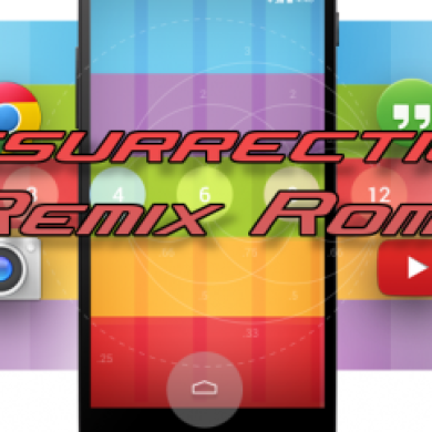 Spotlight: Resurrection Remix (5.0.2) for GT-I9300