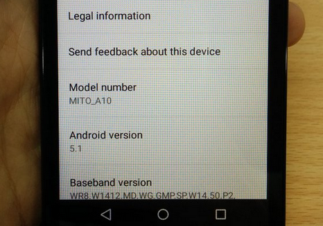 New Android 5.1 Details