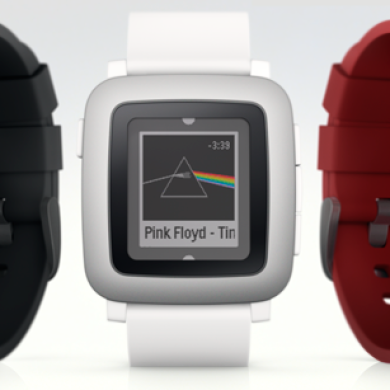 Android Wear or the New Pebble Time?