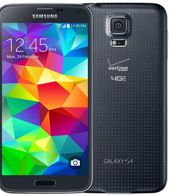 Verizon Galaxy S5 Bootloader Has Been Unlocked